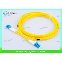Quality Zipcord SC-LC Fiber Optic Patch Cable China Fiber Patch Cord Supplier for sale