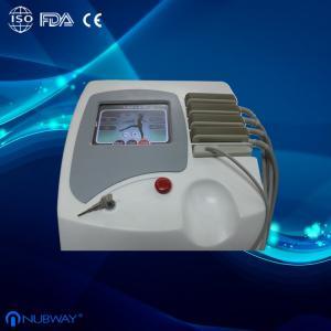 Diode Laser 650nm Non-invasive fast Lipo Laser Body Slimming Machine acne loss