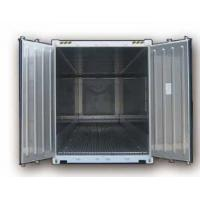 Quality Movable Commercial Walk In Refrigerator 40ft Mgss Reefer Container  67.9m3 Capacity for sale