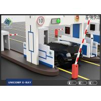 Quality High Speed X Ray Vehicle Scanning System IP68 Explosives Dangerous Goods Inspection for sale