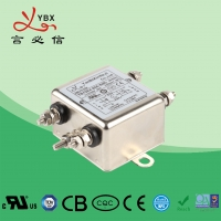 Quality 10A Low Pass EMI Filter / Low Frequency Emi Filter Customized Service for sale
