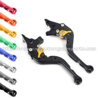 Quality CNC Folding Motorcycle Brake Clutch Lever For Aprilia RSV 1000 R 2004-2008 for sale