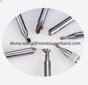 Quality Monocrystalline diamond tools,Natural Diamond Tools,Single Crystal Diamond Cutting Tools for sale