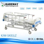 Quality Hospital Care Medline Hospital Bed 4 Functions Manual Cranks With Bedside Cabinet Optional for sale