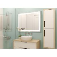 Quality Multi Function Smart LED Bathroom Mirror / LED Illuminated Mirrors For Bathrooms for sale
