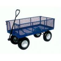 tc2135 stainless steel trailer