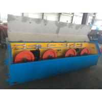 Quality Hot Sales New Generation  Brass Wire Drawing Machine 4 Driving Wheel  Low Noise Easy Operation for sale