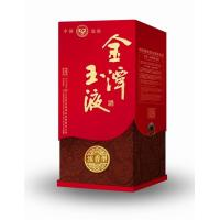 China 6 * 6 * 10 Inch Cardboard Wine Boxes With Hot Stamping, Customized Logo on sale