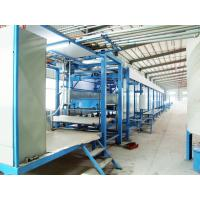 China Continuous Sponge Cutting Machine , Foam Production Line For Furniture / Pillow on sale