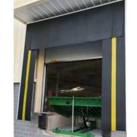 Quality Reliable Operation Dock Door Shelter , Dock Seals And Shelters Long Using Life for sale