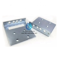 Quality 100% NEW Rack Mount Kit ASR1002HX-ACS= Cisco Bracket Ears For ASR1002-HX  included all screws for sale