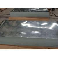 Quality Prime Galvanized Steel Panels Secondary Grade Tinplate With 600-1250mm Width for sale