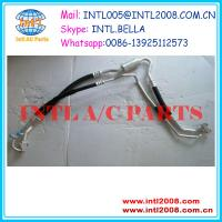 Quality Air con A/c Hose Pipe ASSEMBLY for Opel Vauxhall Vectra B 1.8 2.0 2.5 16V 1996-2002 90569950 49-1001 for sale