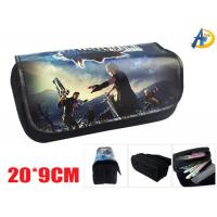 Quality Final Fantasy Game Canvas pencil bag for sale