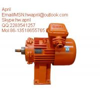 Quality YBJ Series Explosion proof Three-phase Asynchronous Hoists Motor for sale