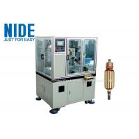 Quality Double cutter Armature Commutator Turning lathe Machine for sale