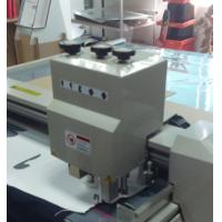 Quality leather skin hide fur cutter plotter flatbed cutting table machinery apparatus for sale