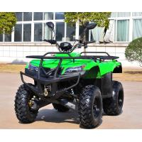 Quality EPA Utility Quad 250CC Utility ATV Four Wheelers For Adult , Chain Drive for sale