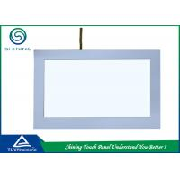 Quality 10.1 Inch 4 Wire Resistive Touch Panel 4 Layers , Resistance Touch Screen for sale