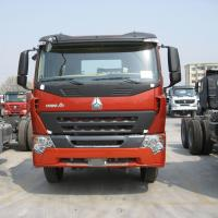 Quality ST16 420hp Tractor Truck Head Prime Mover Truck With 400L Fuel Tank Capacity for sale