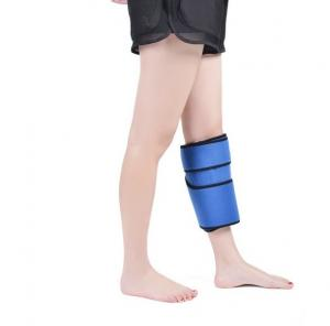Quality Calf Injury Reusable Gel Ice Packs , CE Therapy Gel Pack for sale