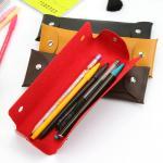 fluffy bear pencil case