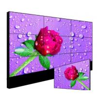 Quality 500Nits 55 Inch Slim Bezel Original LCD Panel Wall-Mounted/Cabinet Video Wall For Advertisement for sale