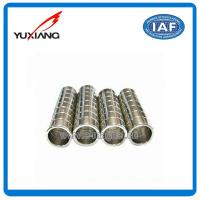 Quality Permanent Type Neodymium Ring Magnets With Custom Surface Treatments for sale