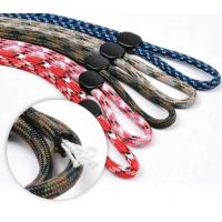 China New style single cheap custom lanyard with buckles on sale