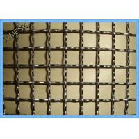 Quality 3/4in Aperture Vibrating Screen Wire Mesh Stinless Steel Strong Structure for sale