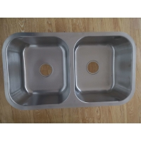 Quality Quality Of Stainless Steel Sinks double bowl stainless steel sink undermount for sale
