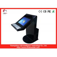 China Customized Self Service Information Kiosk  For Handicapped /  Prisoner With Keyboard wholesale