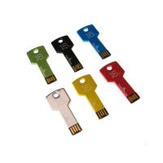 China Wholesale Factory Price Cheap custom logo unique key shape USB flash drive wholesale