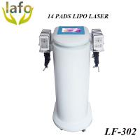 Quality HOTTEST! 650nm Diode Lipo Laser Machine For Sale / 14 PADS lipo laser slimming machine for sale