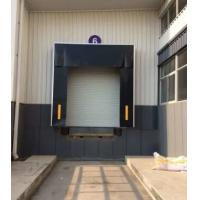 Quality Adjustable Loading Dock Shelters Wear Resisting Fireproof Anti Pulling for sale
