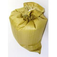 Customized Color PP Woven Sack Bags , Woven Polypropylene Sand Bags Recyclable