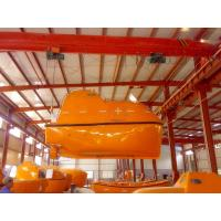 China 2017 MED  Certificate FRP 150 Persons Totally enclosed lifeboat and rescue boat for sale on sale