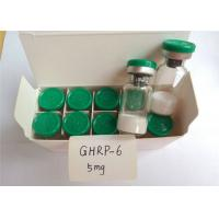 Buy Men Body Building Hormone Peptide-6 GHRP-6 Growth Hormone with Anti Ageing Supplements at wholesale prices
