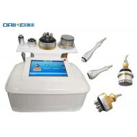 Quality 40k Ultrasonic Cavitation Machine / Radio Frequency Face Lift Machine CE Certificate for sale