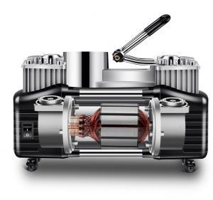 Quality 12 Volt 180W Metal Air Compressor Pump for Car With Nylon Bag for sale