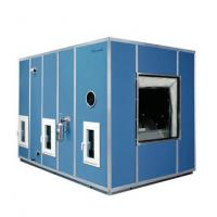 Quality Durable Clean Room AHU System / Clean Room HVAC System Low Air Leakage for sale