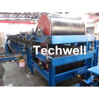 Quality Galvanized Color Steel Raw Material Continuous PU Sandwich Panel Production Line With PU Insulation And Aluminum Foil for sale