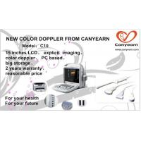 China portable color doppler medical equipment  made in china on sale