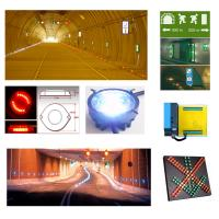Tunnel Guidance Traffic Control Systems Safety Guiding Warning Lamps