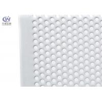 Quality Galvanized Perforated Metal Mesh Small Round Hole for Environmental Protection for sale