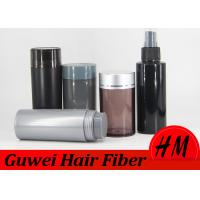 Quality Eco - Friendly Natural Keratin Fibers , Colored Hair Powder For Thinning Hair for sale