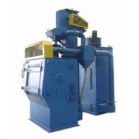 Quality Special Design Tumble Shot Blasting Machine , Airless Sandblaster Short Process Times for sale