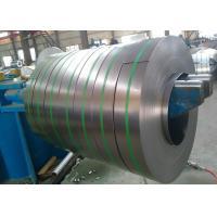 Quality Zinc Coated Steel Strip Coil SGCC Slitted For Channel Pipes Materials PPGI  PPGL for sale