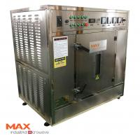 Quality Food Grade Stainless Steel Vertical Model Microwave High Power Batch Oven for sale