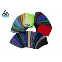 Quality 5mm Closed Cell Neoprene Sheet Double Sides Fabric Textile Width 1.3m Thickness for sale